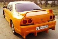 Nissan Skyline HR33 купе