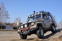 Toyota Land Cruiser 72