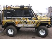 УАЗ-3151 Gold