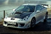 Toyota Celica Weber Sport