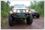 Toyota Land Cruiser 70 «Zmei»