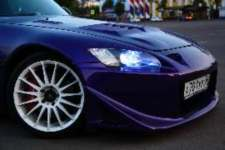 HONDA S2000 «The Violet Knave»