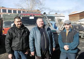 Алексей Палхаев, Андрей Зыков, Глеб Архипов