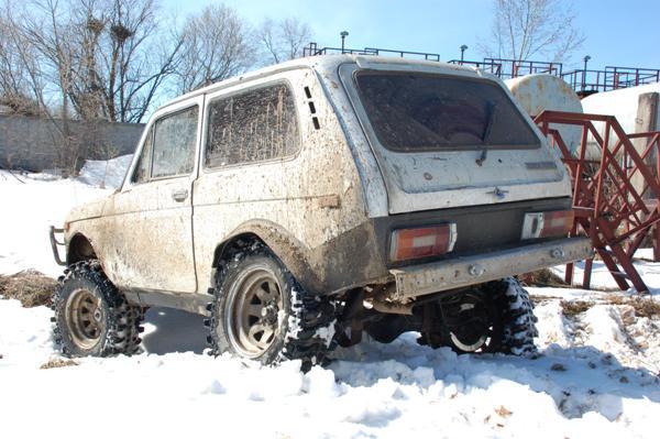 Нива ВАЗ-2121
