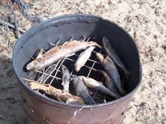 Рыбалка на Хубсугуле