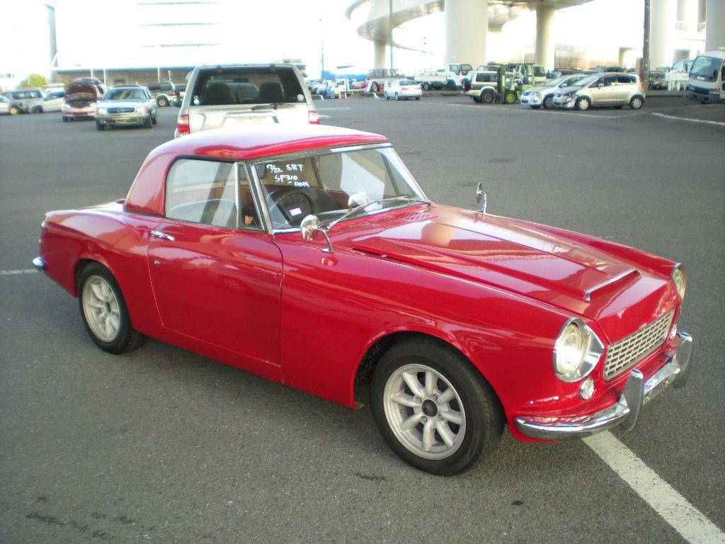 Nissan Fairlady 1964 года выпуска