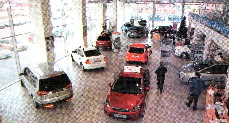 Новые автомобили в Иркутске