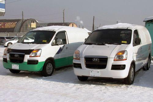 Hyundai Starex в Иркутске