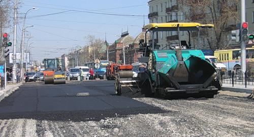 Улица 3 Июля в Иркутске
