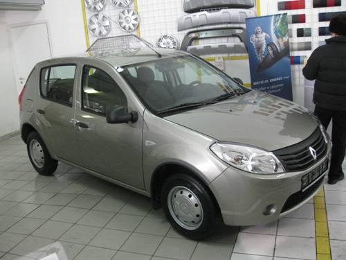 Renault Sandero в Иркутске