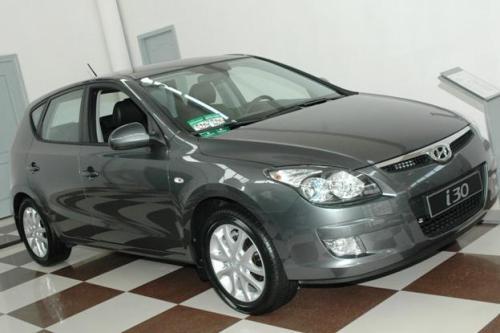Hyundai i30 в Иркутске