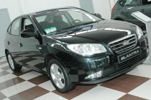 Hyundai Elantra в Иркутске