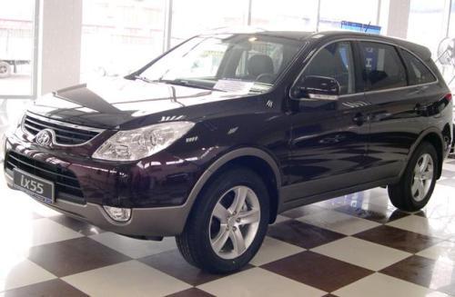 Hyundai ix55 в Иркутске