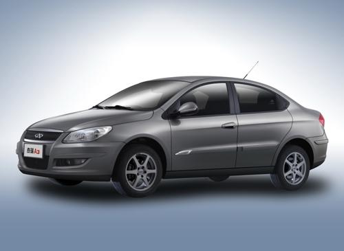 Chery M11 Sedan в Иркутске