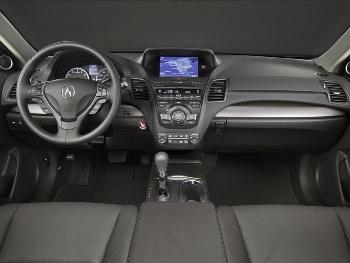 Acura MDX в России
