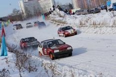Автокросс в Иркутске 2013