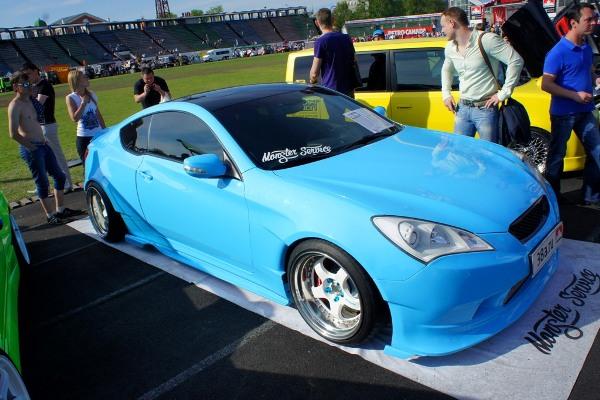 Hyundai Genesis Coupe Петра Окулова