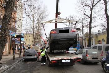 Эвакуаторы в Иркутске