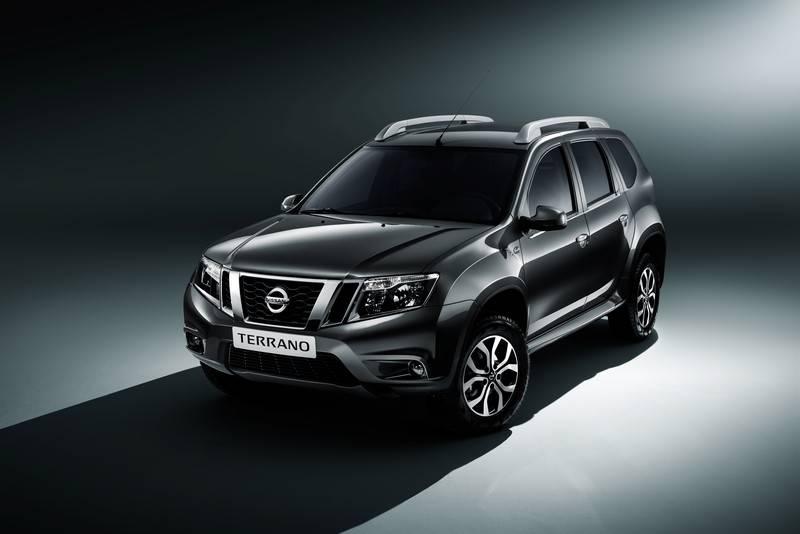 Nissan Terrano 2014 в России
