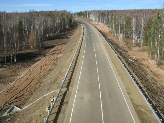 Дороги Иркутской области