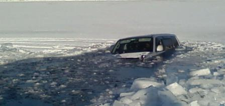 Ледовые переправы