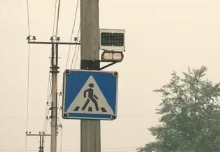 Пешеходные переходы в Иркутске