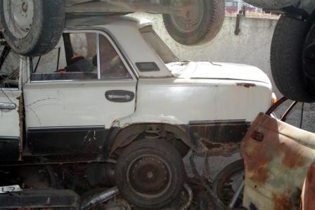Утилизация автомобилей в России