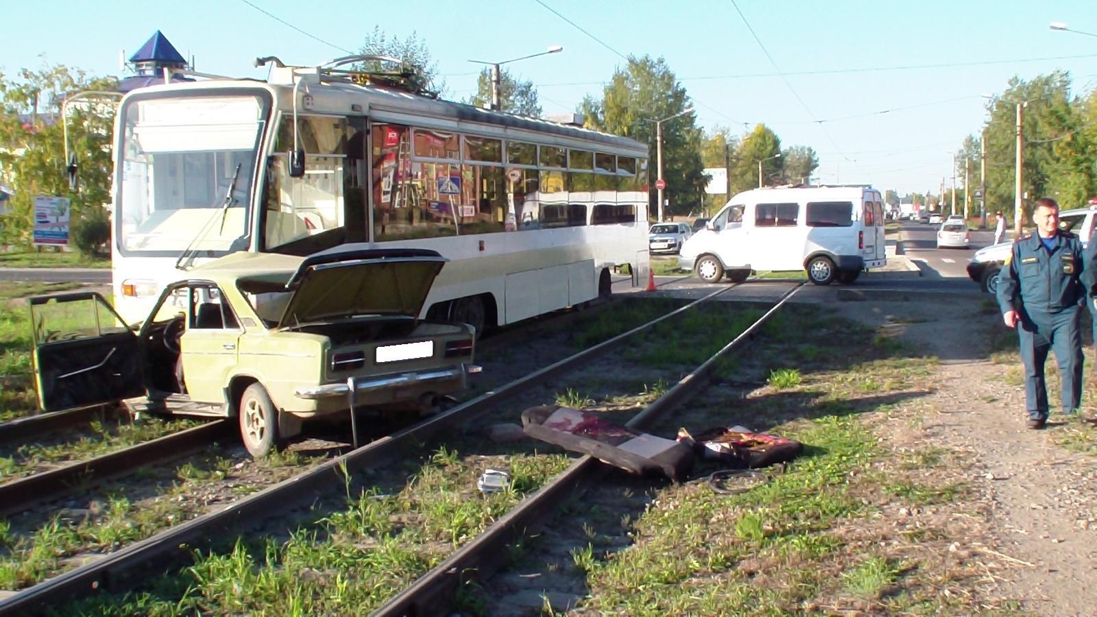 ДТП в Усолье-Сибирском