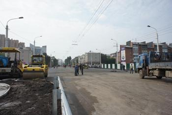 Улица Байкальская