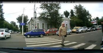 Пробки в Иркутске