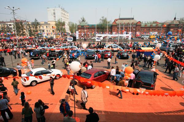 БайкалАвтоШоу-2011