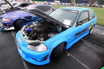 Honda Civic Drift Project