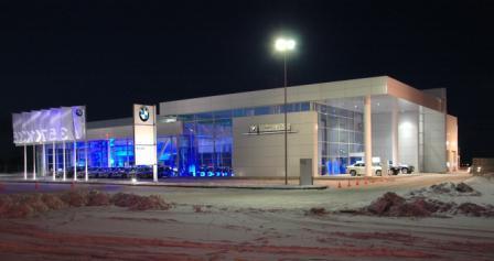 BMW в Иркутске