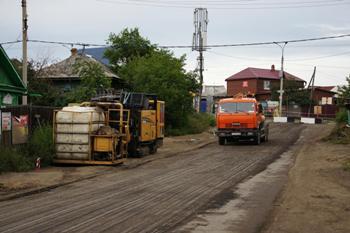 Улица Чапаева в Иркутске
