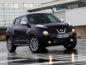 Nissan Juke Shiro в Иркутске