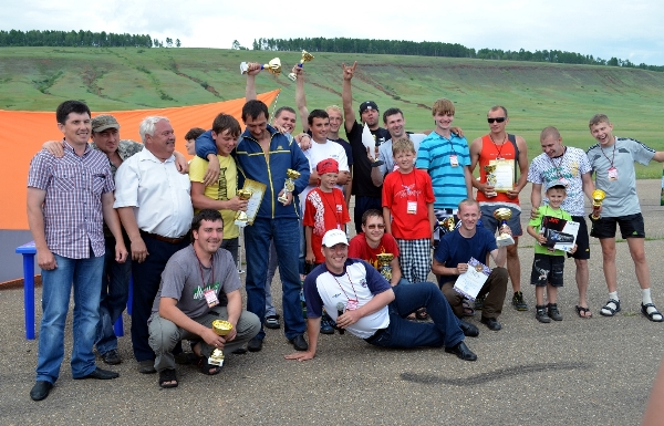 ОМНИ Drag-Battle 2012 в Качуге