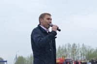 Дрифт в Иркутске 2012