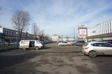Парковки в Иркутске