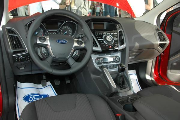 FordFocus III в Иркутске
