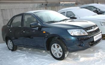 Lada Granta в Иркутске