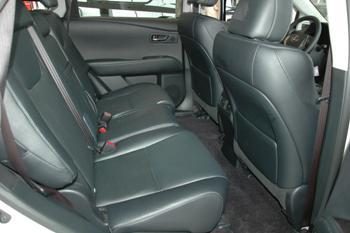 Lexus RX 2012 в Иркутске