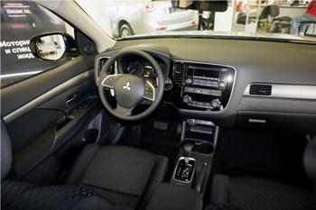 Mitsubishi Outlander 3 в Иркутске
