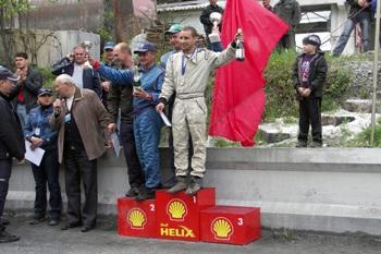 Горная гонка 2012 в Слюдянке