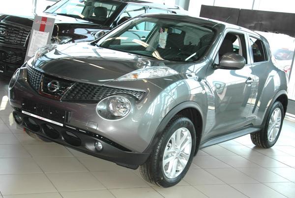 Nissan Juke в Иркутске