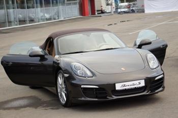 Официальный дилер Porsche в Иркутске