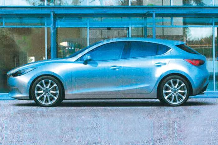 Mazda3 2014