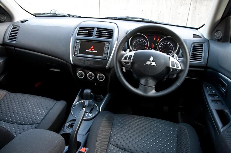 Mitsubishi RVR/ASX