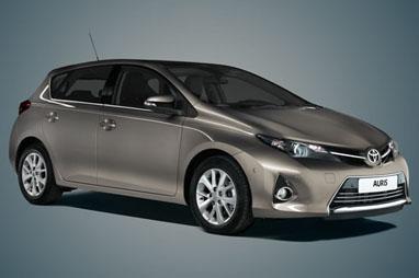 Toyota Auris 2013 в России