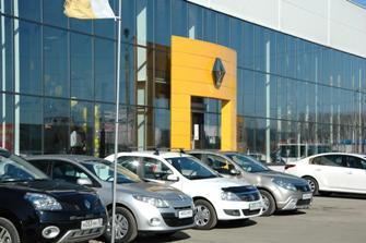 Renault в Иркутске