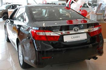 CAMRY 2012 LANGUAGE SOLUTIONS
